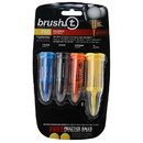 Brush-T 4 pack (Wood, Driver, O/S, XLT)