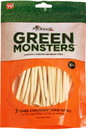Green Monster Bamboo Tees by Frogger 3 1/4