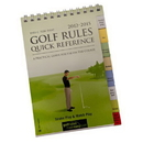 Golf Round Golf Rules Quick Reference