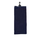 ProActive Sports 16 x 25 Hemmed Towel Navy Blue