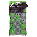 ProActive Sports F4 Pure Contact Practice Golf Balls in Mesh Bag - 12 pack