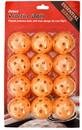 ProActive Sports 12-Pack Practice Balls Orange