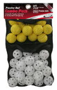 ProActive Sports Practice Ball Combo Pack in Mesh Bag - 36 Piece