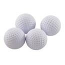ProActive Sports E.V.A. Rubber Short Flight Pract Balls 4/Pkg