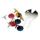 ProActive Sports Divot Tool w/12 Ball Markers