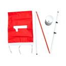 ProActive Sports Backyard Flagstick Pole & Cup