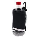 ProActive Sports Neoprene Bottle Holder w/Golfer-Black
