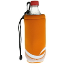 ProActive Sports Neoprene Bottle Holder w/Golfer-Orange