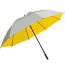 ProActive Sports SunTek Umbrella Silver/Yellow