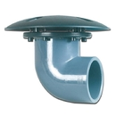 United Aquatics RTF854 90 Degree Bottom Drains - 4