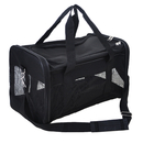 Airline Approved Pet Travel Carrier for Dogs & Cats Soft-Sided Collapsible Foldable