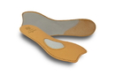 Pedag 121 Flat Leather Lady, 3/4 Insoles