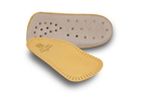 Pedag 128 Flexible Orthotic Leather Relax, 3/4 Insoles