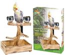 Penn-Plax BA1043 Bird Tree Perch-Sm/Med Birds