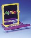 Penn-Plax Landing Perch w/Mirror, Beads & Seed Cup