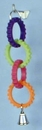 Penn-Plax 4 Gears w/Bell - for Parakeets & Small Birds