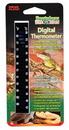 Penn-Plax REP41 Reptile Hi-Rnge Dig.Thermomter