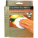 Allsop 50100 CD FastWipes, 20 pk
