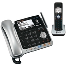 ATT TL86109 DECT 6.0 2-Line Corded/Cordless Bluetooth Phone System (Corded base system & single handset )