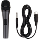 Karaoke USA M189 Professional Dynamic Microphone with Detachable Cord