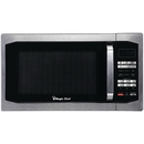 Magic Chef MCM1611ST 1.6 Cubic-ft Countertop Microwave (Stainless Steel)