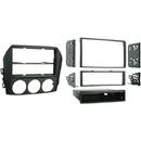 Metra 99-7506 2006 - 2008 Mazda MX-5 Miata Single- or Double-DIN Installation Kit