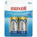 Maxell 723320 - LR142BP Alkaline Batteries (C; 2 pk; Carded)