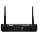 Pyle Pro PDWM3400 Premier Series Professional UHF Wireless Microphone System