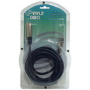 Pyle Pro PPFMXLR15 XLR Microphone Cable, 15ft (XLR male to XLR female)