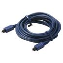 Steren 260-006 T-T Digital Optical Cable (6ft)