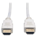 Tripp Lite P568-003-WH Ultra HD High-Speed HDMI Cable, Digital Video with Audio (3ft)