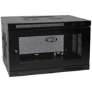 Tripp Lite SRW6U SmartRack 6U Low-Profile Switch-Depth Wall-Mount Rack Enclosure Cabinet
