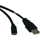 Tripp Lite U050-010 USB 2.0 A-Male to Micro B-Male Cable (10ft)
