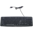Verbatim 99201 Slimline Corded USB Keyboard