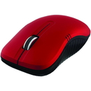 Verbatim 99767 Commuter Series Wireless Notebook Optical Mouse (Matte Red)