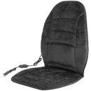 Wagan Tech 9448 12-Volt Deluxe Velour Heated Seat Cushion
