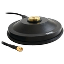 TRAM TRAM1267R-SMA NMO 5 1/2'' Magnet-NMO Mounting with Rubber Boot
