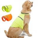 Muka Pet Reflective Safety Vest High Visibility Dog Jacket, Multi-Size