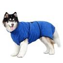 Muka Microfiber Pet Bathrobe with Hook & Loop closure Absorbent Bath Towel for Dog Cat