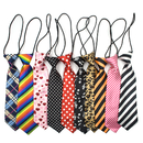 GOGO 10pcs/pack Big Ties Large Dog Ties Dog Large Neckties for Dog Grooming Accessories