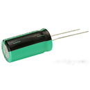 680uF 16V High Temp Radial Capacitor