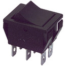 Parts Express DPDT Rocker Switch