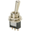 Parts Express SPDT Mini Toggle Switch with Tapered Knob