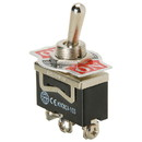 SPDT Heavy Duty Toggle Switch Center Off
