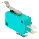 Parts Express SPDT Snap-Action Standard Micro Switch with Offset Lever