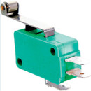 Parts Express SPDT Snap-Action Standard Micro Switch with Roller Lever