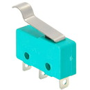 Parts Express SPDT Miniature Snap-Action Micro Switch with Offset Lever