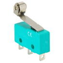 Parts Express SPDT Miniature Snap-Action Micro Switch with Roller Lever