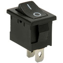 Parts Express SPST Miniature Rocker Switch