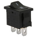 Parts Express SPDT Miniature Rocker Switch